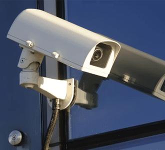 ¿Quién puede ver las cámaras de un sistema de vigilancia?