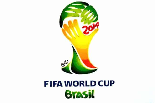 Calendario mundial 2014 Brasil