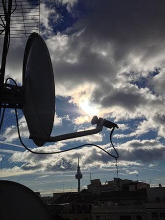 antenas comunidades unifamiliares