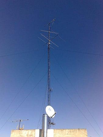 antenas Madrid
