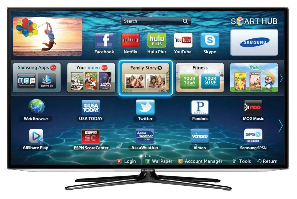 elegir un televisor smart tv