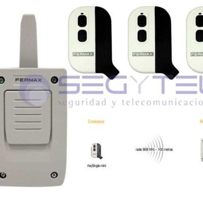 kit control de acceso radiofrecuencia