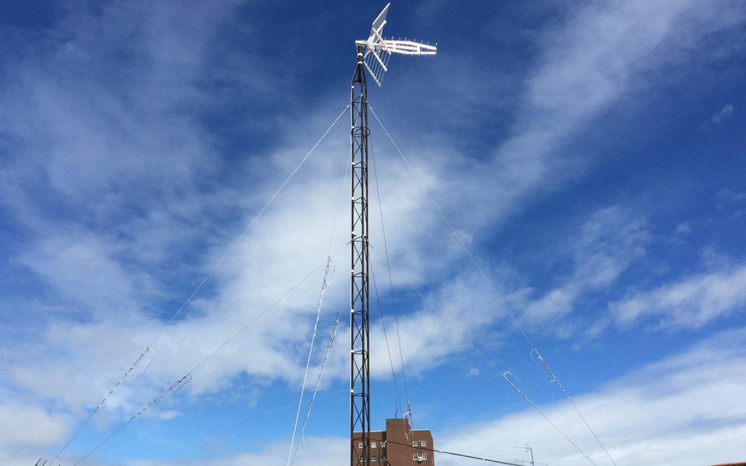 Subvención de antena 2019